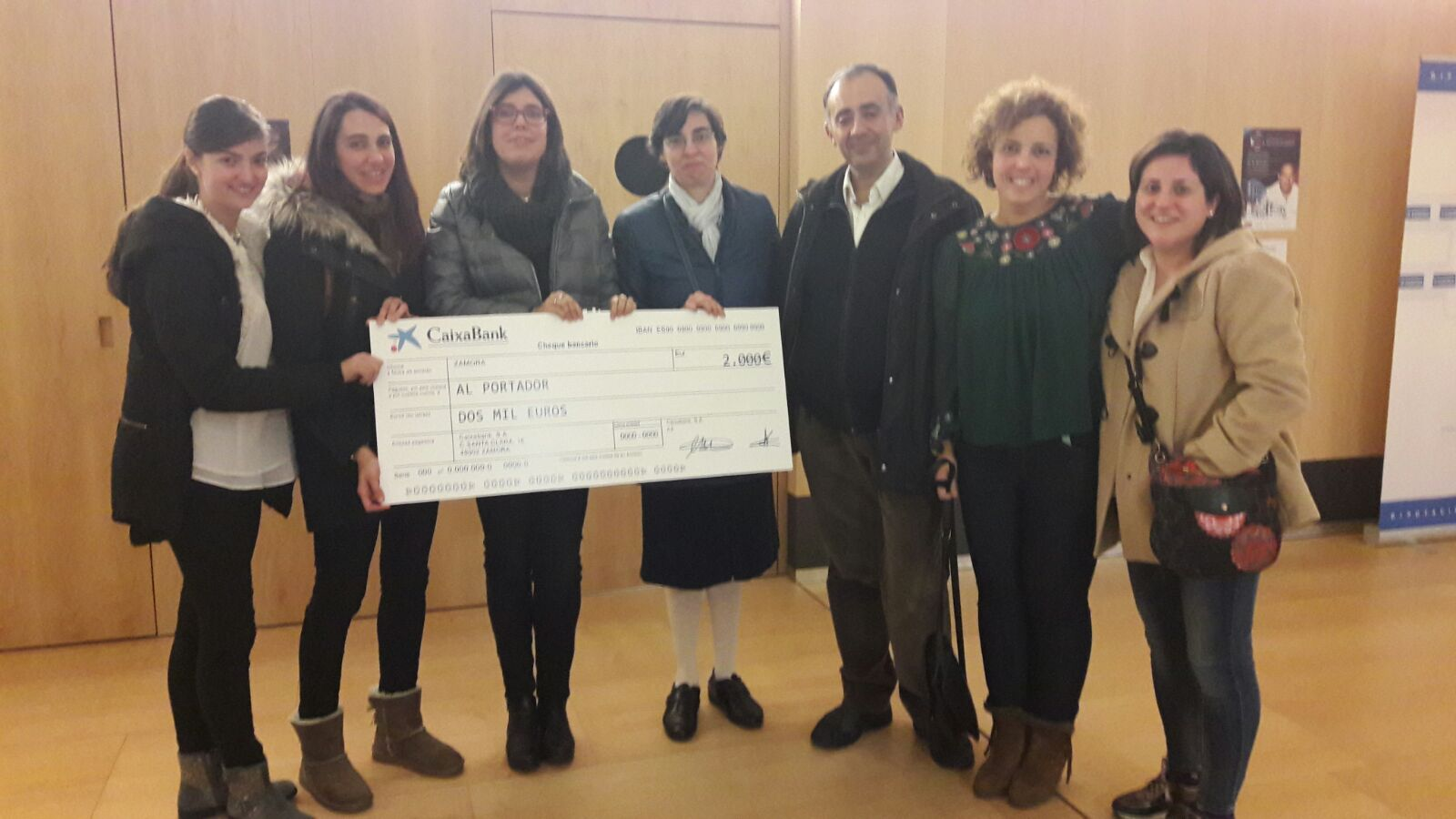 Colegio Medalla Milagrosa Zamora premios talento 01