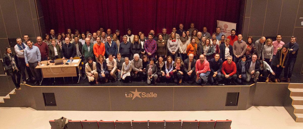 Jornada para directivos 2017 de Escuelas Católicas Castilla y León.