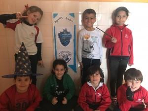 Proyecto Alohomora en el Colegio Claret de Segovia