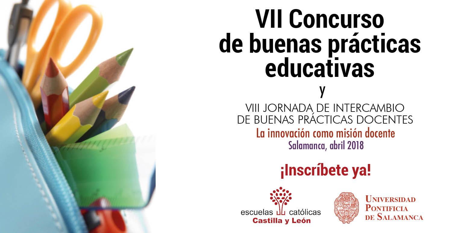 VII Premio de Buenas Prácticas de Innovación Educativa de Escuelas Católicas Castilla y León y la Universidad Pontificia de Salamanca