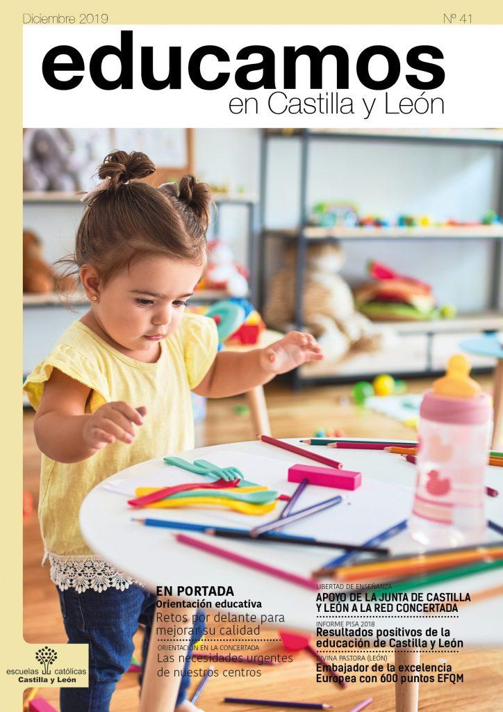 Revista Educamos en Castilla y León nº41 Diciembre 2019