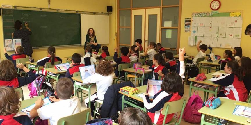 Las familias de Salamanca mantienen la confianza en los centros educativos concertados de Escuelas Católicas
