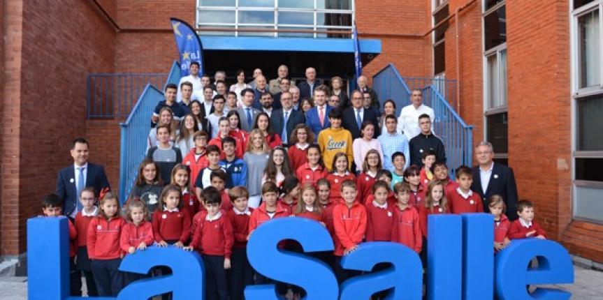 75 años del Colegio La Salle en Burgos