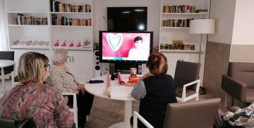 """Colegio Amor de Dios (Valladolid): """"A tu lado"""" en tiempos de coronavirus"""