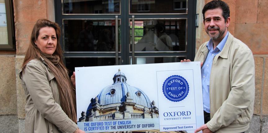 Salesianos Pizarrales ya es nuevo Centro Oficial de la Universidad de Oxford