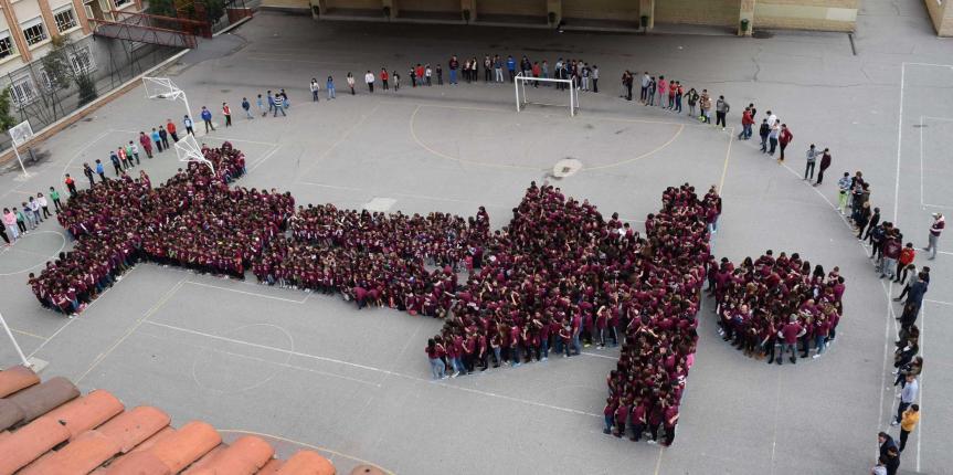 El Colegio Claret (Segovia) despide su Semana Solidaria
