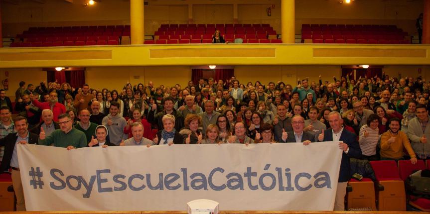 Burgos celebra el Día de Escuelas Católicas Castilla y León ofreciendo sentido a la labor de educar