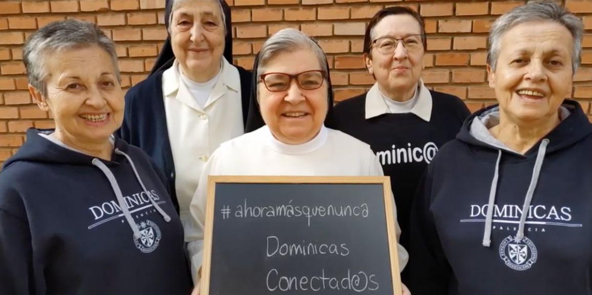 Educar en tiempos de coronavirus. Colegio Santo Domingo de Guzmán (Palencia)