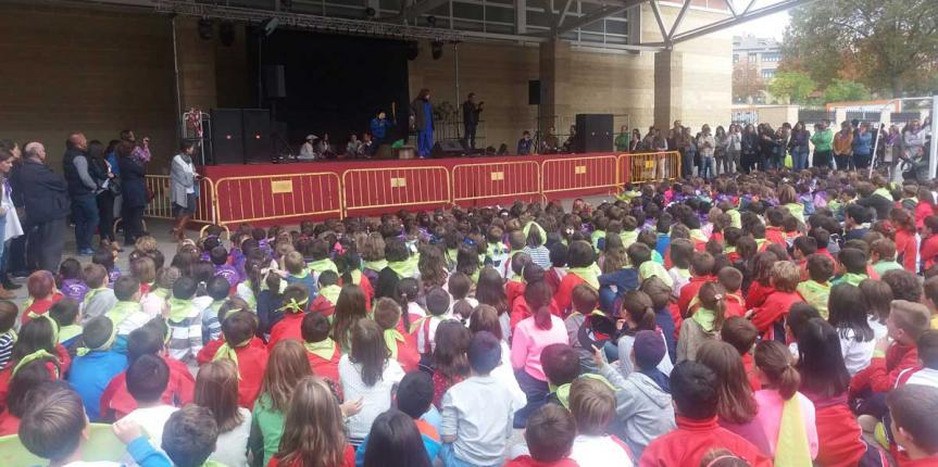 Arrancan las fiestas del Colegio Claret (Segovia)