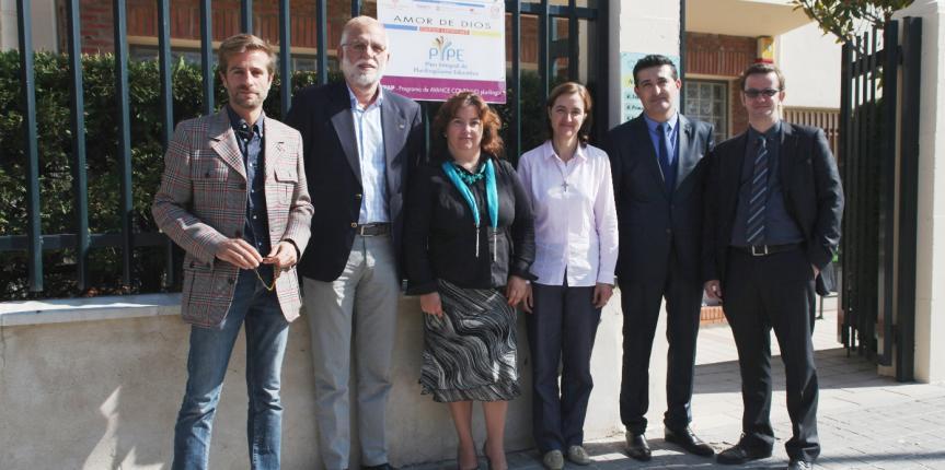 Ávila suma un nuevo centro al programa de plurilingüismo de Escuelas Católicas Castilla y León