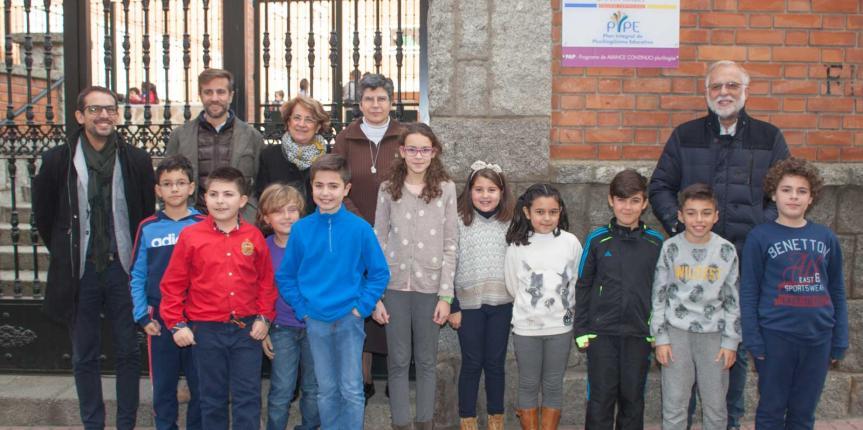 Salamanca ya tiene tres nuevos colegios en el Plan Pipe de idiomas
