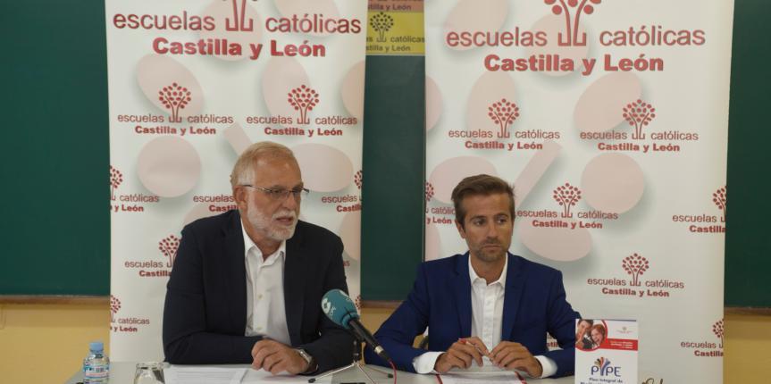 Los centros de Escuelas Católicas Castilla y León arrancan el curso escolar con 103.000 alumnos