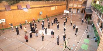 La campaña #MásPlurales acelera en los colegios de Escuelas Católicas Castilla y León