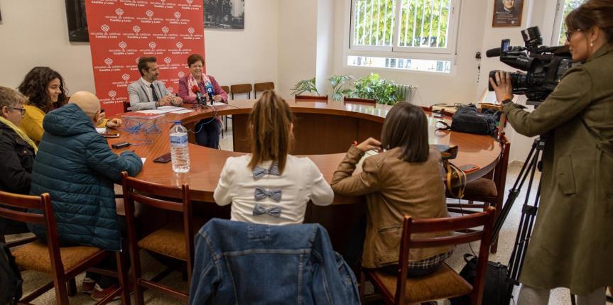 5.200 alumnos eligen centros educativos de Escuelas Católicas en Zamora