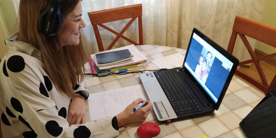 Educar en tiempos de coronavirus: Colegio Safa-Grial (Valladolid)