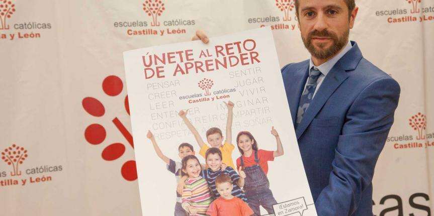 La comunidad educativa de centros concertados católicos de la región celebra el 7 de marzo su proyecto educativo común