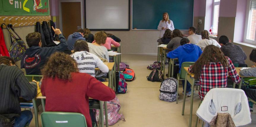 Los alumnos de Escuelas Católicas Castilla y León destacan en la Selectividad 2015