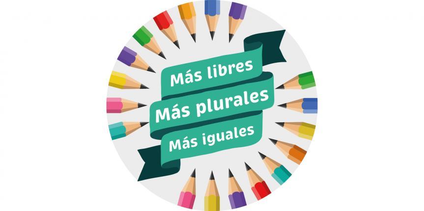 Manifiesto 'Más libres, más plurales, más iguales'