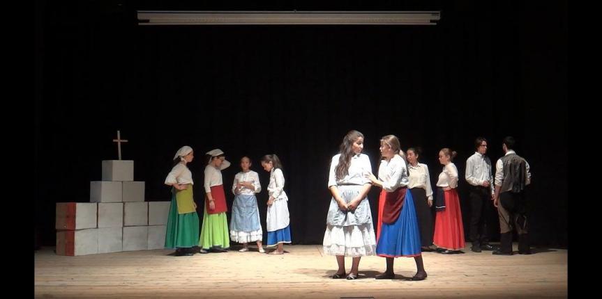 El Colegio de El Pilar (Valladolid) lugar de entrega de los prestigiosos Premios Buero de Teatro Joven