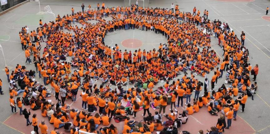 El Colegio Claret (Segovia) concluye su Semana Solidaria por la igualdad de género
