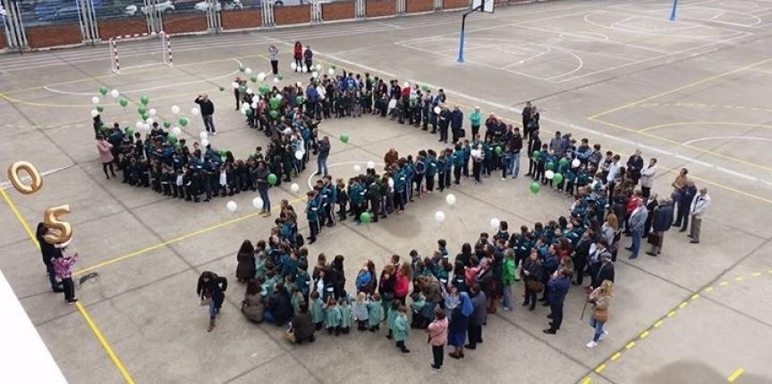El Colegio San Juan de la Cruz (León) celebra su 50 Aniversario
