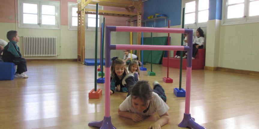 Programa 'Estimulación temprana de la inteligencia' en Educación Infantil (Colegio Santo Ángel – Palencia)