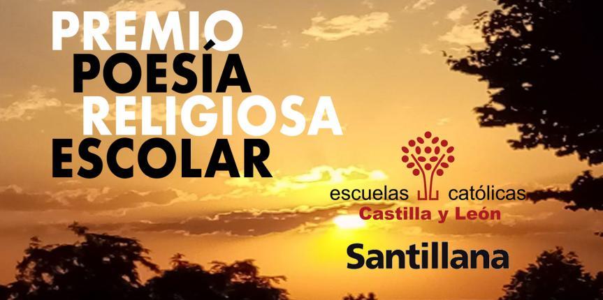 Ganadores del I Premio de Poesía Religiosa Escolar de Escuelas Católicas Castilla y León
