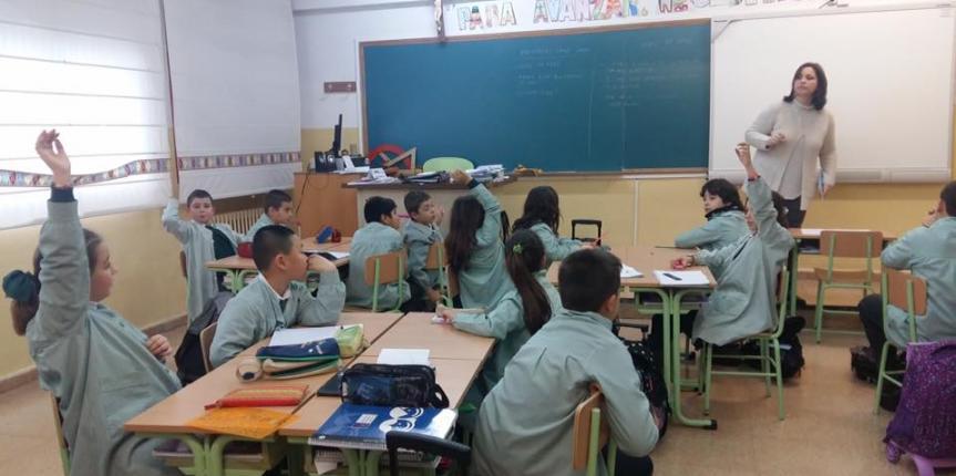 El Colegio Safa Grial (Valladolid) se suma al programa 'Escribir como lectores'
