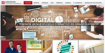 El Colegio Salesiano San José (Salamanca) incorpora un grado superior de Marketing y Publicidad