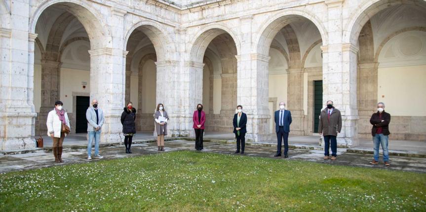 Escuelas Católicas Castilla y León firma el acuerdo para la mejora de la educación concertada de Castilla y León