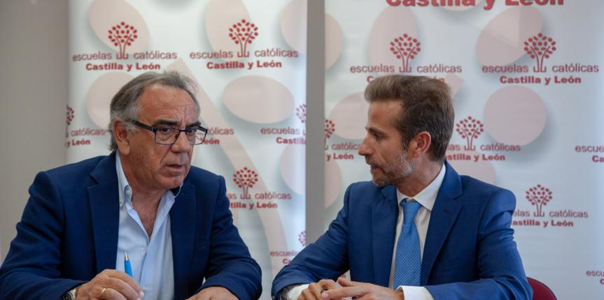 Segovia mantiene su confianza en los centros concertados de Escuelas Católicas