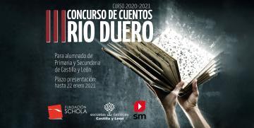 Fundación Schola y Escuelas Católicas Castilla y León fallan los premios de la tercera edición del Concurso de Cuentos Río Duero