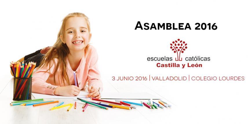 La Asamblea anual de Escuelas Católicas Castilla y León reúne a 300 docentes en Valladolid