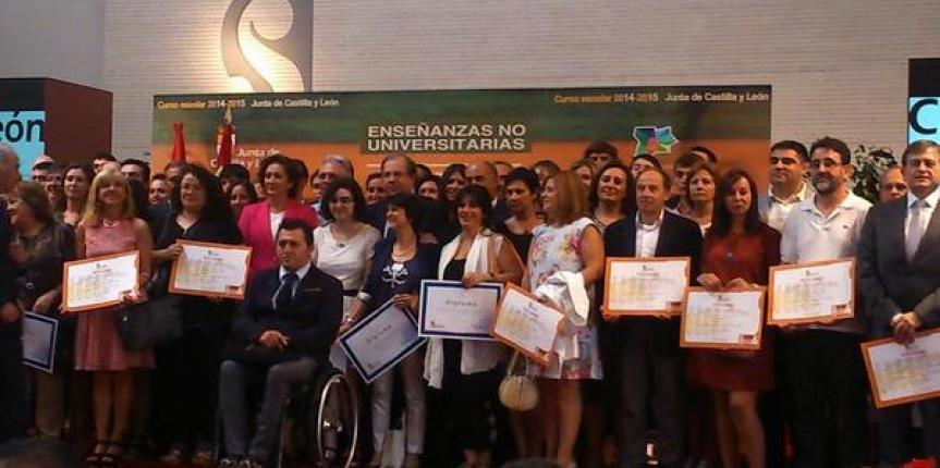 Nueve centros de Escuelas Católicas Castilla y León reciben el premio a la Mejor Experiencia de Calidad 2012-13