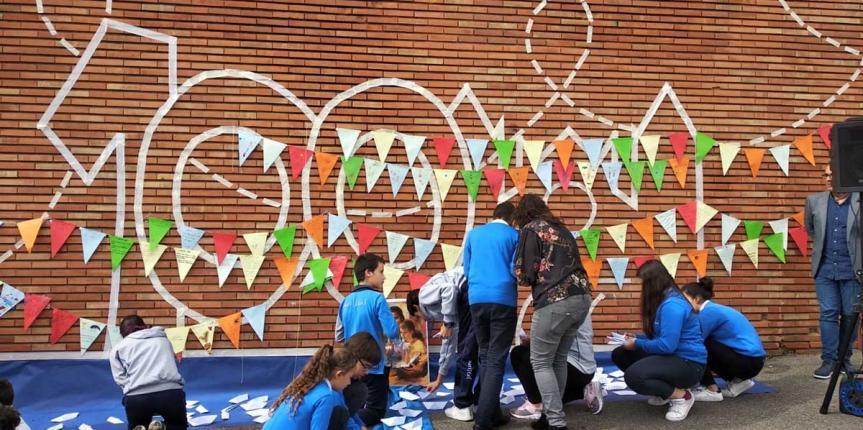 Los colegios y comunidades maristas de León inician las celebraciones de su centenario en la ciudad