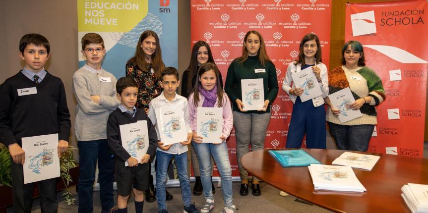 El Concurso de Cuentos Río Duero ya tiene su propio libro