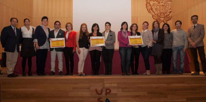 Entrega del IV Premio de Buenas Prácticas Docentes de Innovación Educativa