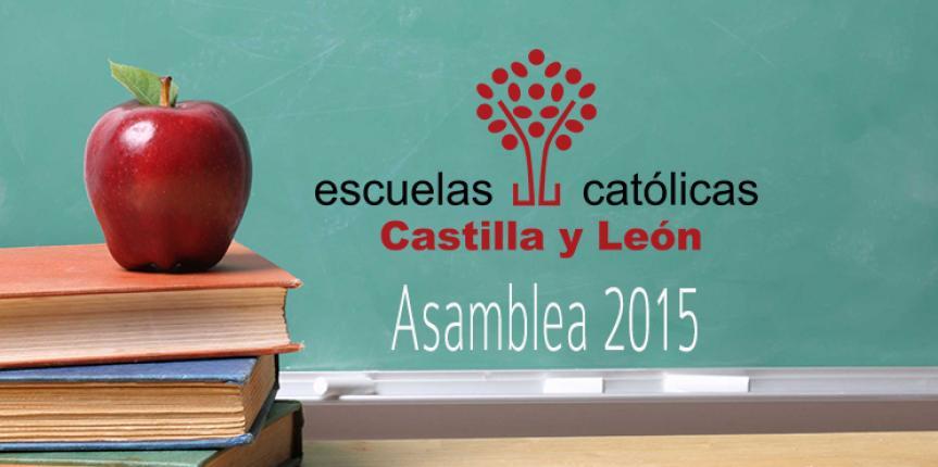 300 educadores en la Asamblea anual de Escuelas Católicas Castilla y León