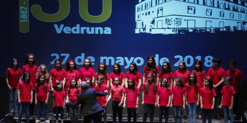 El colegio Jesús y María (Valladolid) cierra su 150 aniversario