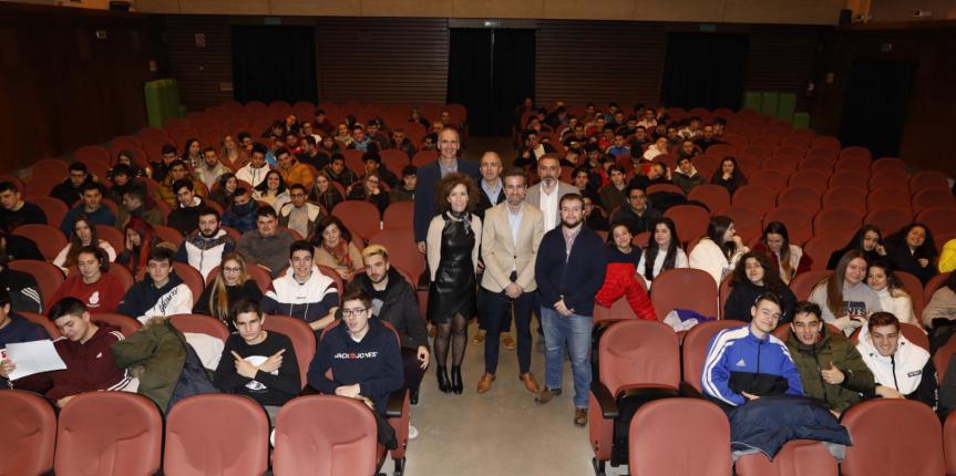 La Escuela Profesional San Francisco (León) divulga la Formación Profesional con su Semana San Francisco