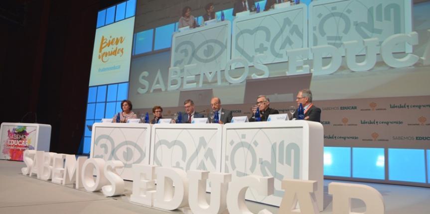 El Secretario de Estado de Educación subraya la gran aportación de las escuelas católicas a la sociedad