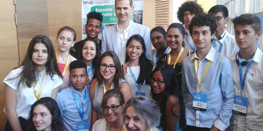 El Colegio Sagrado Corazón de Soria asiste a la III Jornada de Educación Emprendedora