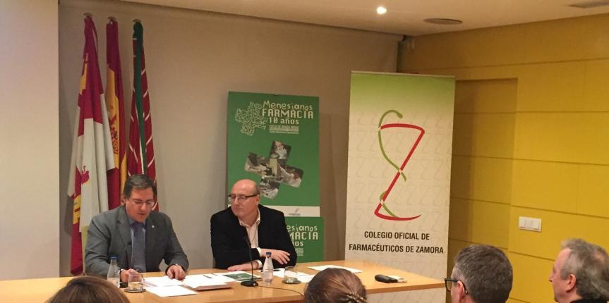 El Centro Menesiano Zamorajoven celebra sus 10 años de la formación de Técnicos de Farmacia y Parafarmacia