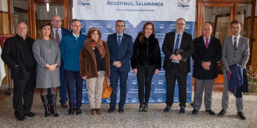 Arranca la Semana de Formación del Colegio San Agustín de Salamanca