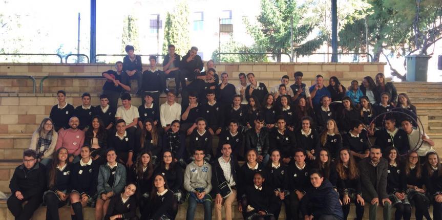 Proyecto de inclusión del Colegio La Asunción (León)