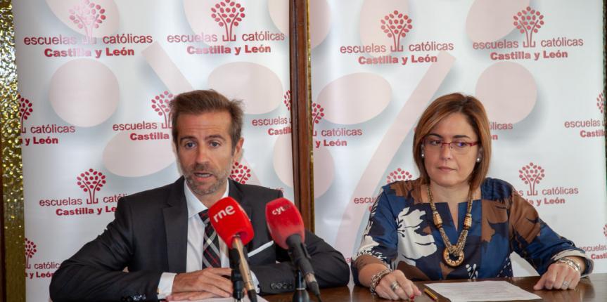 El 16% de los alumnos sorianos asiste a colegios concertados de Escuelas Católicas Castilla y León