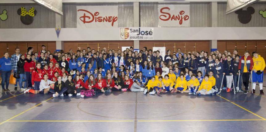 Victoria y billete a los Juegos Nacionales EMDE para Maristas La Inmaculada (Valladolid), Lourdes (Valladolid) y Divina Pastora (León)