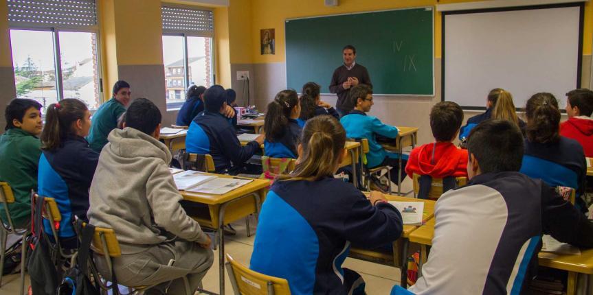 Educación concede ayudas a 15 colegios concertados para la financiación de proyectos educativos