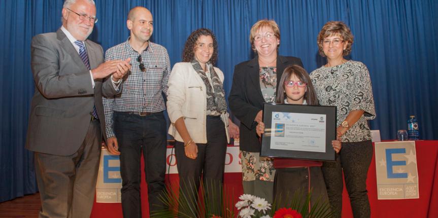 El Colegio San Viator de Valladolid recibe el sello de excelencia EFQM 400+