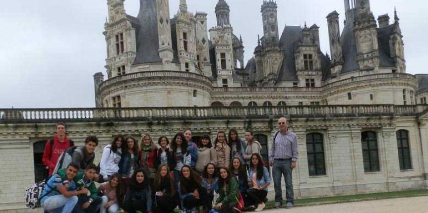 Same old story: Proyectos y viajes de intercambio lingüístico Erasmus+ en el Colegio La Anunciata (León)
